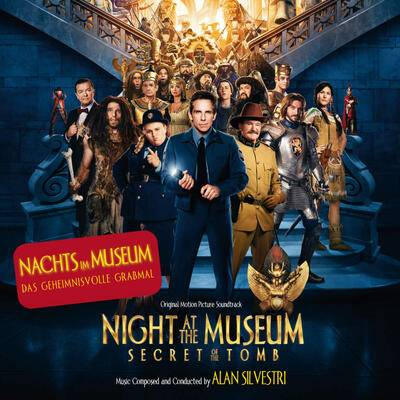 Cover art for Night at the Museum: Secret of the Tomb