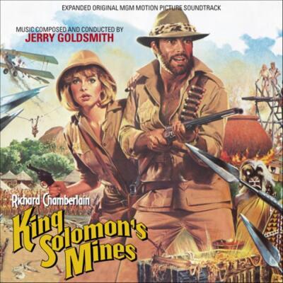 Cover art for King Solomon's Mines