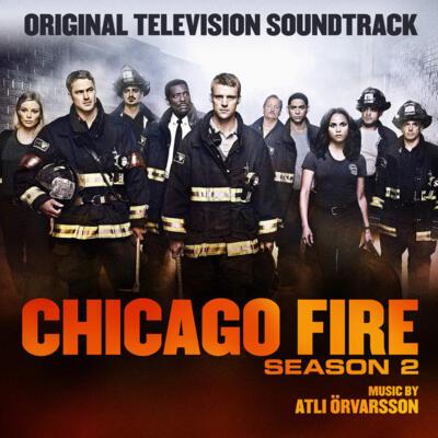 Cover art for Chicago Fire (Season 2)