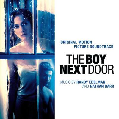 Cover art for The Boy Next Door