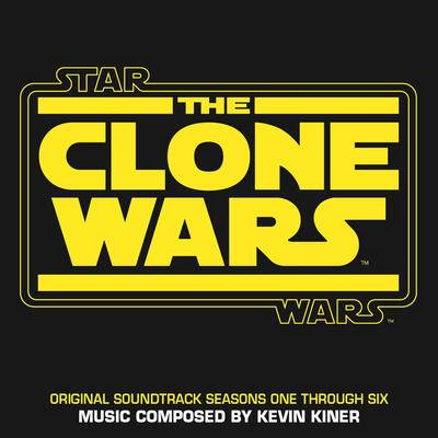 Cover art for Star Wars: The Clone Wars (Seasons One Through Six/Original Soundtrack)