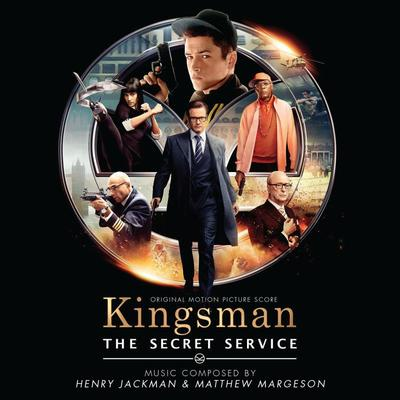 Cover art for Kingsman: The Secret Service