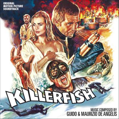 Cover art for Killer Fish