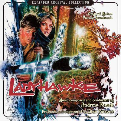 Cover art for Ladyhawke