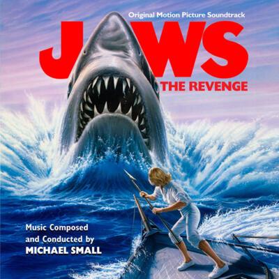 Cover art for Jaws: The Revenge