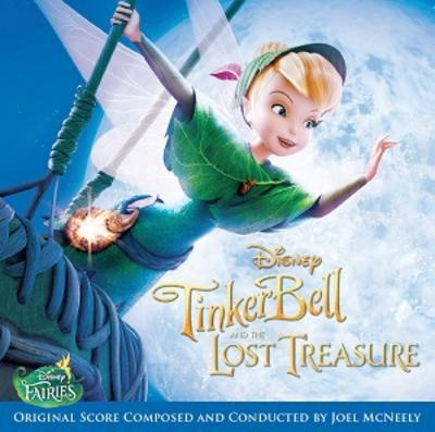 Cover art for Tinker Bell and the Lost Treasure