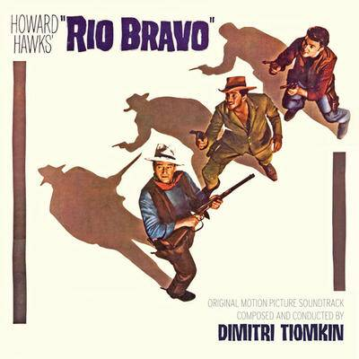 Cover art for Rio Bravo