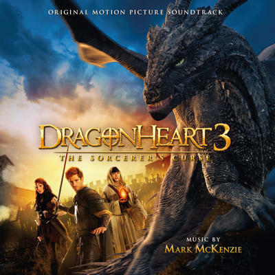 Cover art for Dragonheart 3: The Sorcerer's Curse