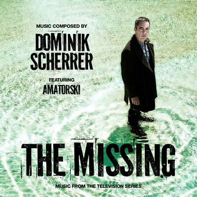 Cover art for The Missing