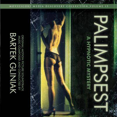 Cover art for Palimpsest