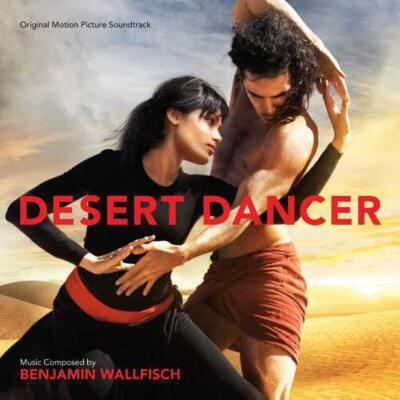 Cover art for Desert Dancer