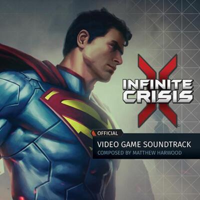 Cover art for Infinite Crisis