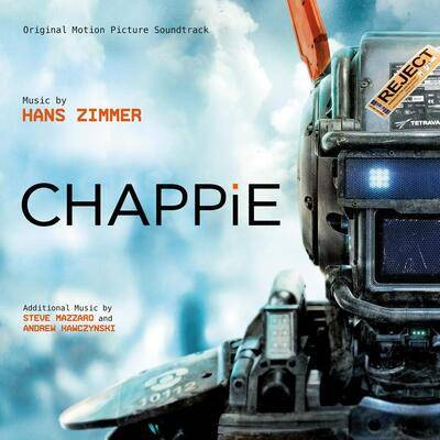 Cover art for Chappie