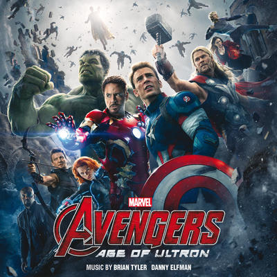 Cover art for Avengers: Age of Ultron