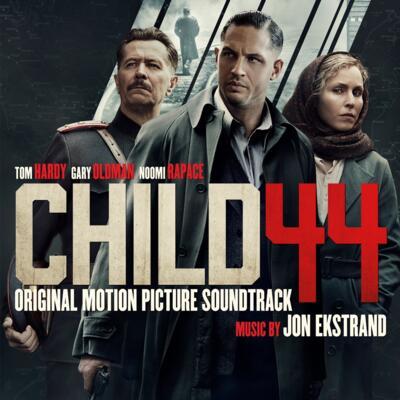 Cover art for Child 44