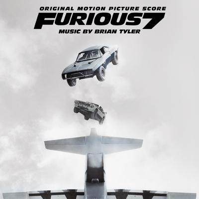 Cover art for Furious Seven