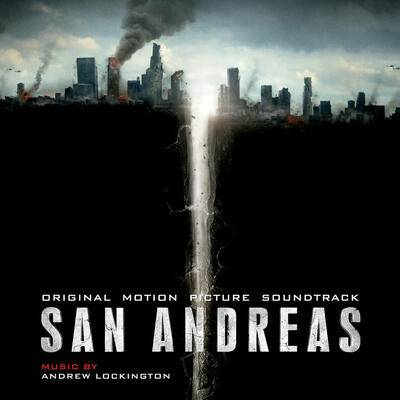 Cover art for San Andreas