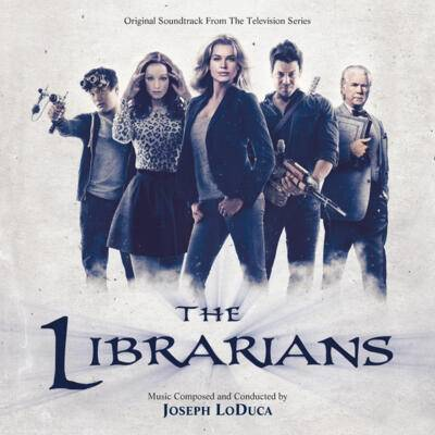 Cover art for The Librarians