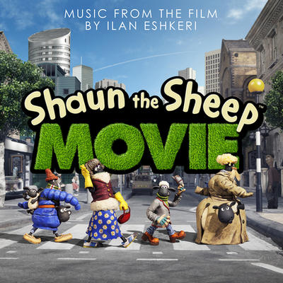 Cover art for Shaun the Sheep Movie