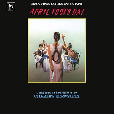 Cover art for April Fool's Day