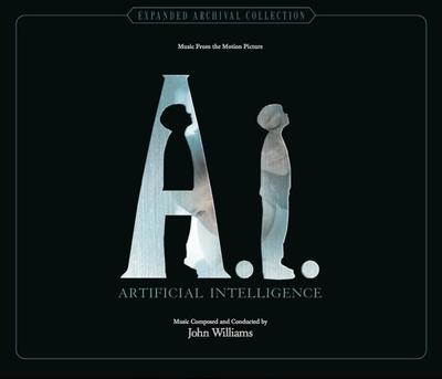 Cover art for Artificial Intelligence: AI (Expanded Archival Edition)