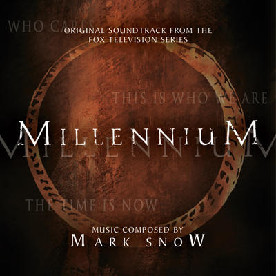 Cover art for MillenniuM (Original Soundtrack From The Fox Television Series)