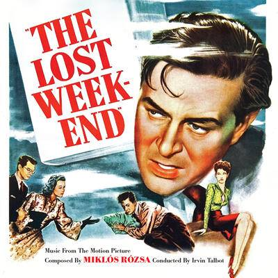 Cover art for The Lost Weekend