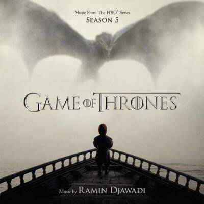 Cover art for Game of Thrones (Season 5)