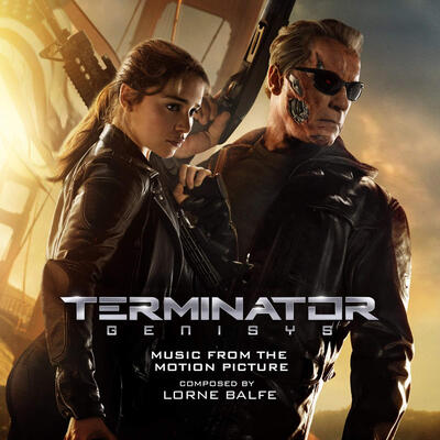 Cover art for Terminator Genisys
