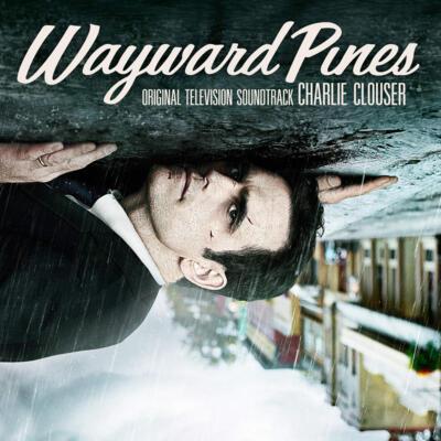 Cover art for Wayward Pines