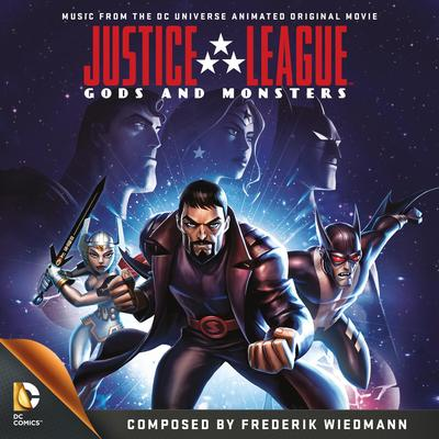 Cover art for Justice League: Gods and Monsters