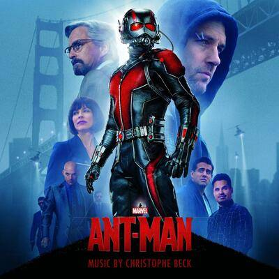 Cover art for Ant-Man