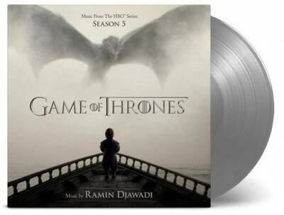 Cover art for Game of Thrones (Season 5 / Silver Coloured Vinyl)