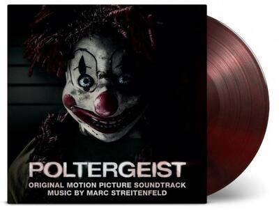 Cover art for Poltergeist (Red & Black Mixed Vinyl)