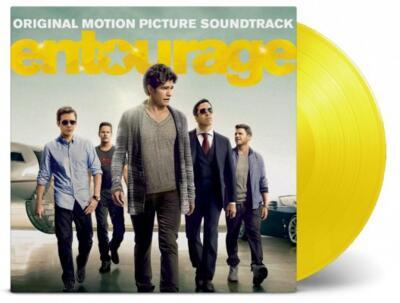 Cover art for Entourage (Yellow Vinyl)