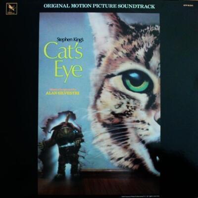 Cover art for Cat's Eye