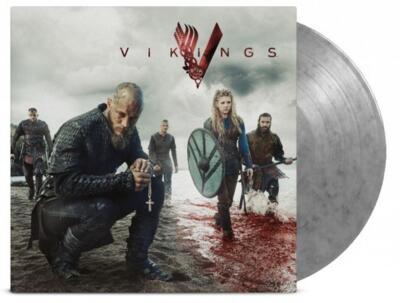 Cover art for Vikings (Season 3 - Grey Marbled Vinyl)