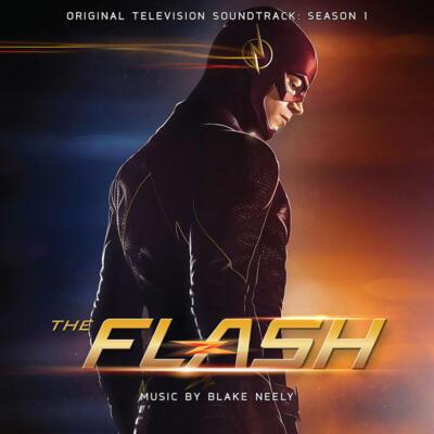 Cover art for The Flash - Original Television Soundtrack: Season 1