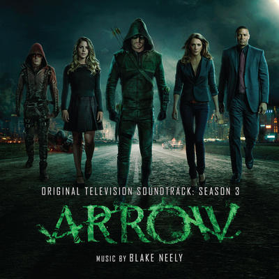 Cover art for Arrow (Season 3)