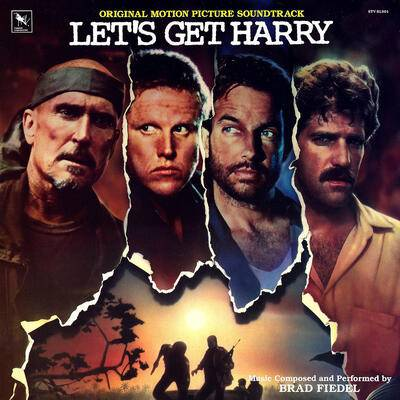 Cover art for Let's Get Harry