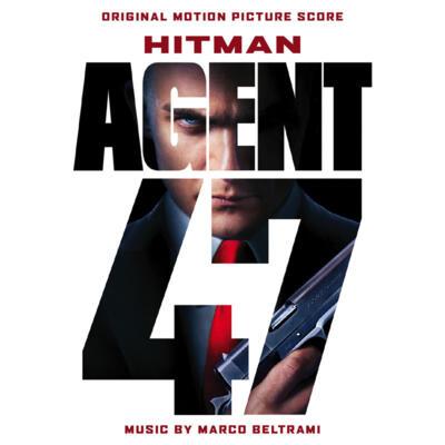 Cover art for Hitman: Agent 47