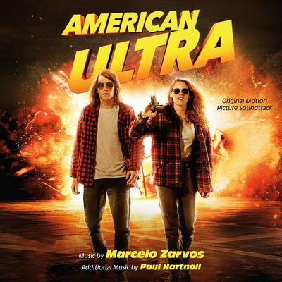 Cover art for American Ultra
