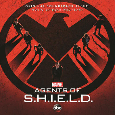 Cover art for Agents of S.H.I.E.L.D. (Original Soundtrack Album)