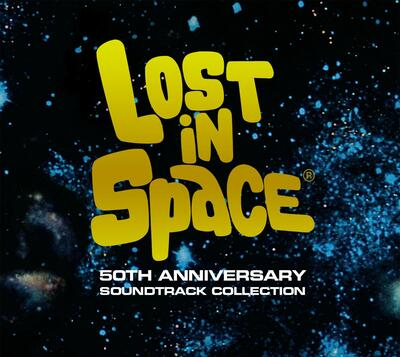 Cover art for Lost in Space (50th Anniversary Soundtrack Collection)