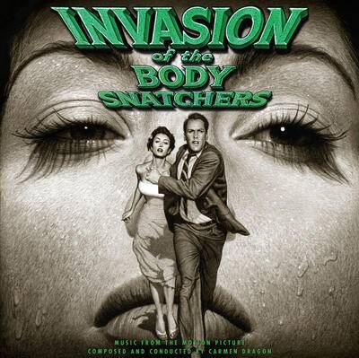 Cover art for Invasion of the Body Snatchers