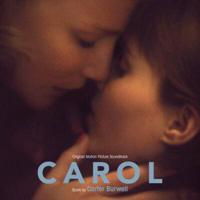 Cover art for Carol