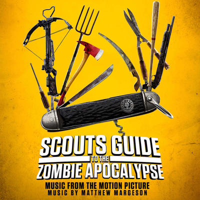Cover art for Scouts Guide to the Zombie Apocalypse