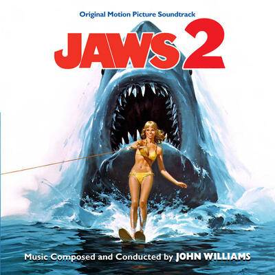 Cover art for Jaws 2