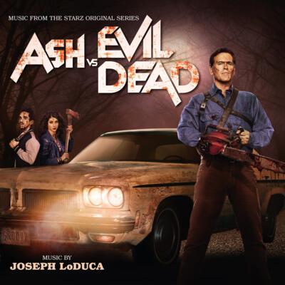 Cover art for Ash vs Evil Dead