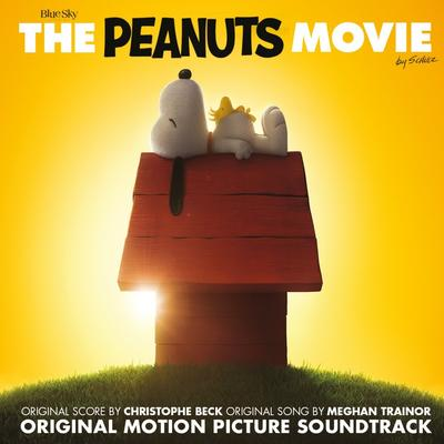 Cover art for The Peanuts Movie
